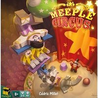 Meeple Circus Board Game