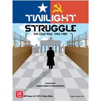 Twilight Struggle The Cold War 1945-1989 Deluxe Edition