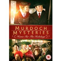 Murdoch Mysteries: Home For the Holidays DVD