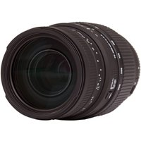 Sigma 70-300mm f/4-5.6 DG Macro Telephoto Zoom Lens Canon Fit