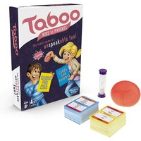 Taboo Kids vs. Parents Family Board Game