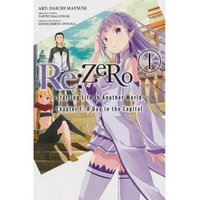 Re Zero: Volume 1: Starting Life In Another World