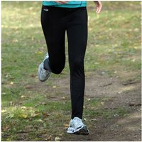 Precision Running Unisex Track Pants Black 38-40inch