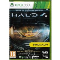 Ex-Display Halo 4 Game Of The Year (GOTY) (Bundle Copy may have German Packaging) Xbox 360 Game