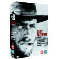 Clint Eastwood Collection - A Fistful Of Dollars/The Good, The Bad And The Ugly/For A Few Dollars More/Hang 'Em High [DVD]