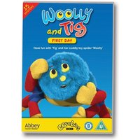 Woolly And Tig: First Day DVD