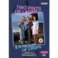 Two Pints Of Lager And A Packet Of Crisps - Series 1-2 - Complete