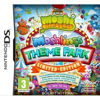 Moshi Monsters 2 Moshlings Theme Park Limited Edition Game