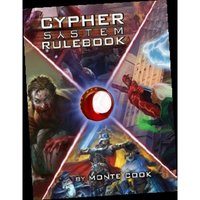 Cypher System RPG Core Book Board Game