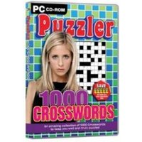 Puzzler 1000 Cross Words Game