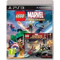 Lego Marvel Super Heroes with Iron Man vs Mandarin Toy Game