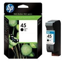 HP 51645AE (45) Printhead black, 930 pages, 42ml