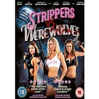 Strippers vs Werewolves DVD