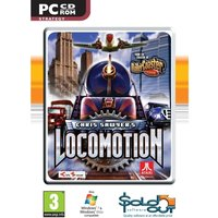 Chris Sawyers Locomotion Game (Sold Out)