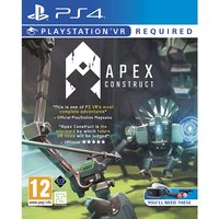 Apex Construct PS4 Game (PSVR Required)