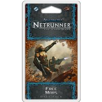 Android Netrunner LCG: Free Mars Data Pack Expansion
