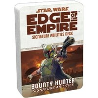 Star Wars: Edge of The Empire Specialization Deck - Bounty Hunter
