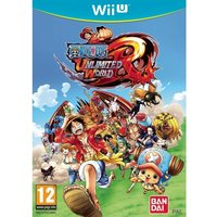 One Piece Unlimited World Red Straw Hat Edition Wii U Game
