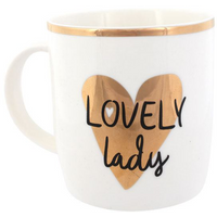 Lovely Lady Mug