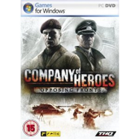 Company Of Heroes Opposing Fronts Game