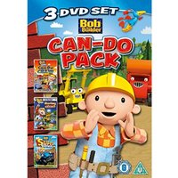Bob the Builder: Can-Do Triple Pack DVD