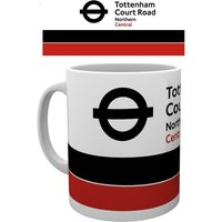 Transport For London - Tottenham Court Road Mug