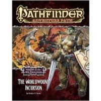 Pathfinder Adventure Path: Wrath of the Righteous Part 1 - The Worldwound Incursion by Amber E. Scott (Paperback, 2013)