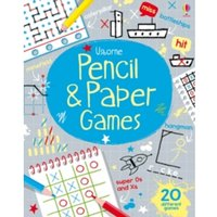 Pencil & Paper Games by Usborne Publishing Ltd (Paperback, 2015)