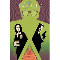 X-Files Season 11: Volume 1 Hardcover