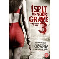I Spit On Your Grave 3 DVD