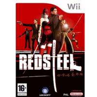 Red Steel Game