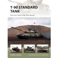T-90 Standard Tank : The First Tank of the New Russia : 255