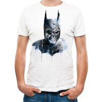 Batman - Gothic Skull Men's X-Large T-Shirt - White