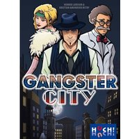 Gangster City Card Game