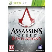 Assassin's Creed Revelations Collector's Edition Xbox 360 Game
