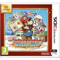 Paper Mario Sticker Star Game 3DS (Selects)