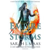 Empire of Storms by Sarah J. Maas (Paperback, 2016)