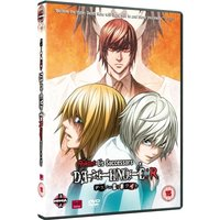 Death Note Relight Volume 2 L's Successors DVD