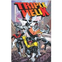 Triple Helix Graphic Novel