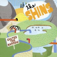 The Shins - Chutes Too Narrow CD