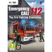 Emergency Call 112: The Fire Fighting Simulation PC Game