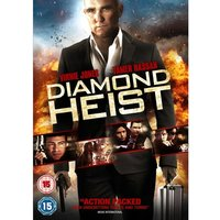 Diamond Heist DVD