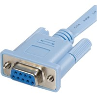 6 ft RJ45 to DB9 Cisco Console Management Router Cable - M/F
