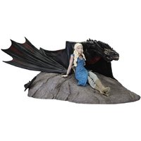 Daenerys and Drogon (Game of Thrones) Statue