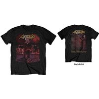 Anthrax - Bloody Eagle World Tour 2018 Men's Medium T-Shirt - Black