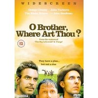 O Brother Where Art Thou? DVD