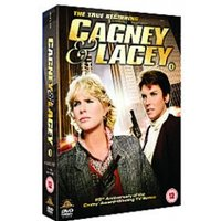 Cagney And Lacey Complete Series 1 DVD