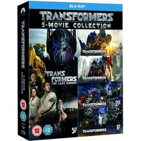 Transformers: 5-Movie Collection Blu-ray