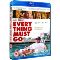 Everything Must Go Blu-ray