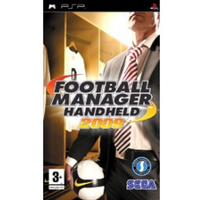 Football Manager 2009 Game